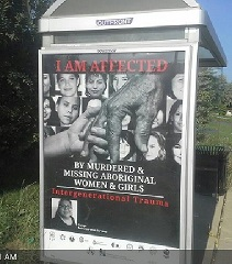 i am affected mmiw_1.jpg bus shelter